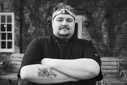 Head Chef, Dave Hunter