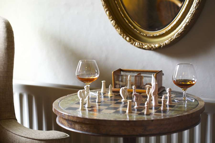 Chess & brandy